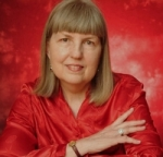 Anne Petty Interview and Shaman's Blood/Thin Line BetweenGiveaway