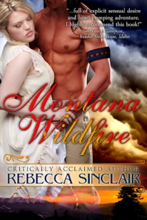 Montana Wildfire by Rebecca Sincliar: Available Now!