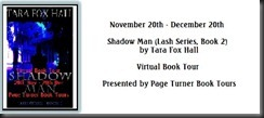 Shadow Man Banner