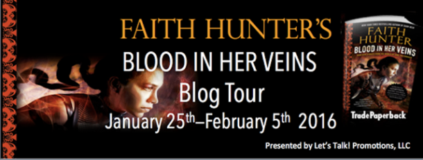 blood in her veins blog tour banner